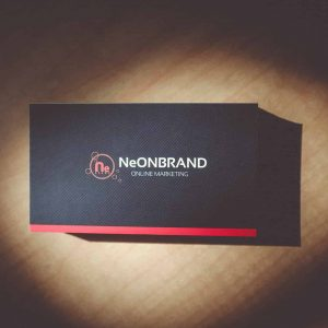 Magnetic Business Card 0.4mm