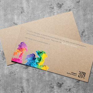 DL size Postcards